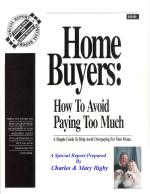 Free Home Buyers Report