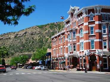Durango Downtown real estate view